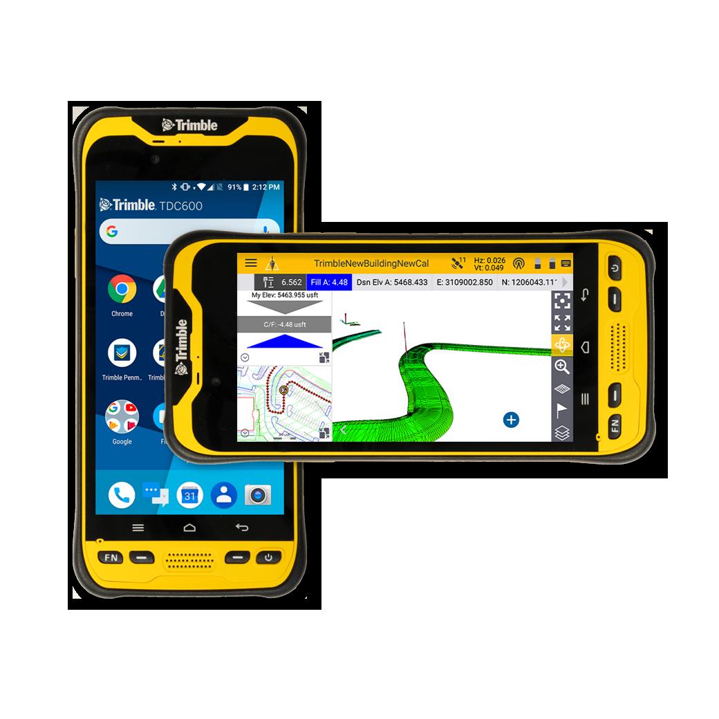 TDC600 Handheld